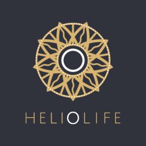 heliolife brand logo
