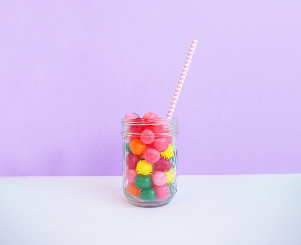 Edibles in a Jar