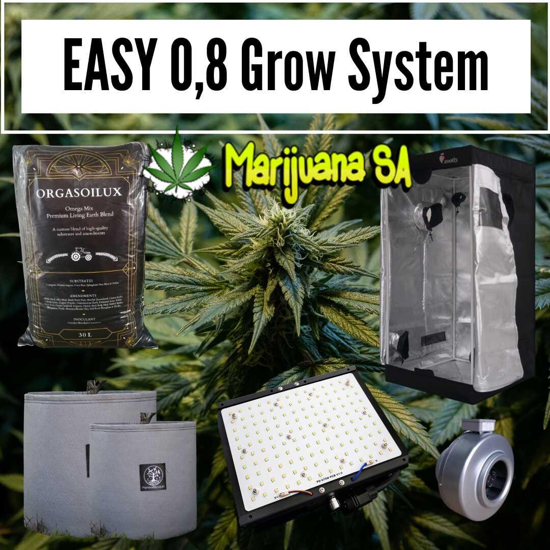 Easy 0,8 Grow System