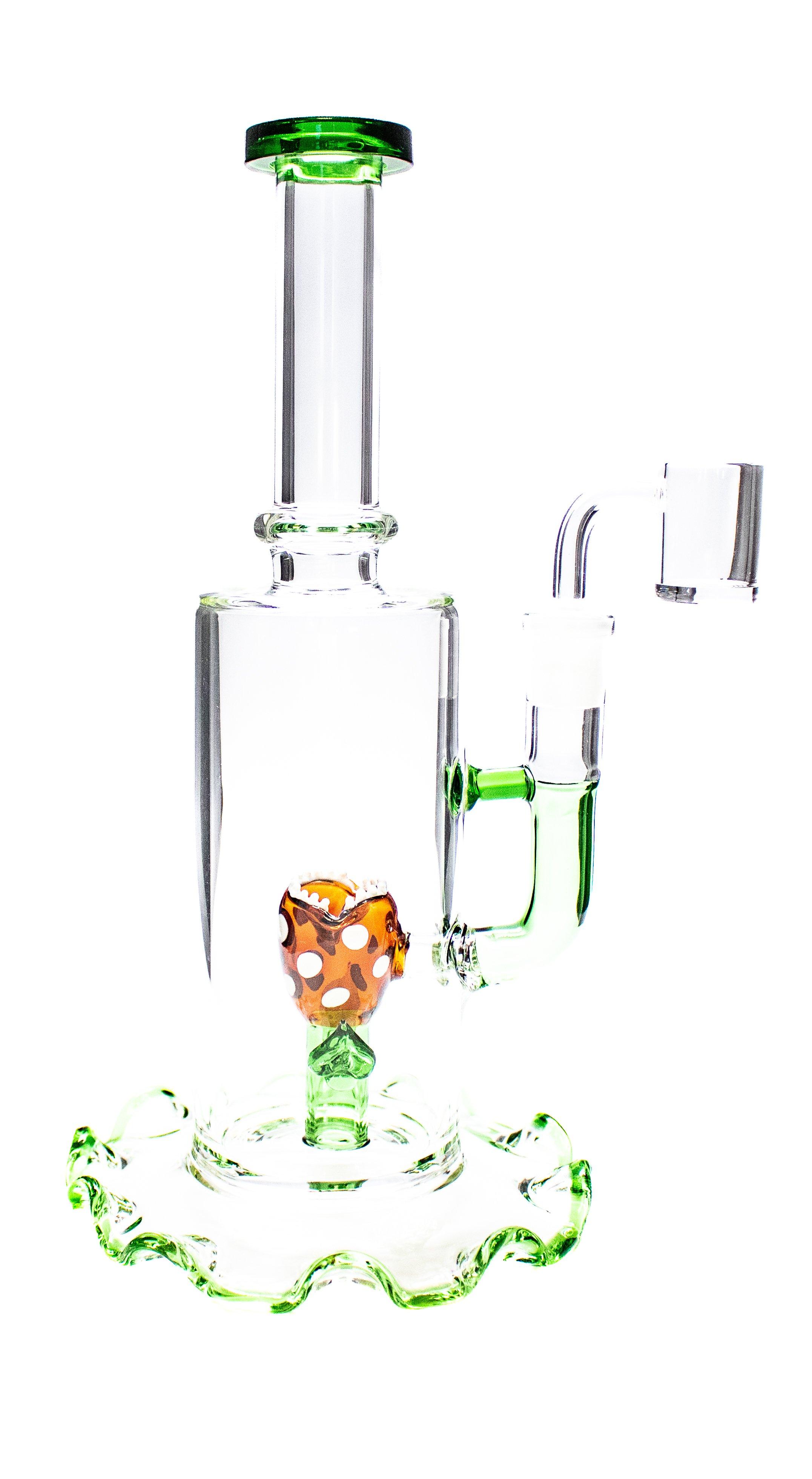 Glass Dab Rig Mario